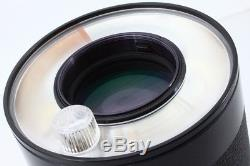 Excellent++ Nikon Medecal Nikkor 120mm f/4 Lens with AC UNIT LA-2 From Japan