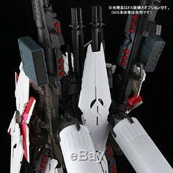 FA expansion unit for RX-0 Unicorn Gundam Perfect Grade 1/60 from Japan New