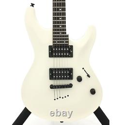 FGN Fujigen United Matte White 6-Strings Electric Guitar Shipped from Japan