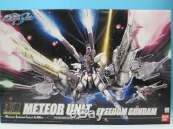 FROM JAPANHG 1/144 Mobile Suit Gundam SEED Meteor Unit + Freedom Gundam Pl