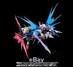 FROM JAPANNxedge Style MS UNIT Strike Freedom Gundam VS Destiny Gundam B