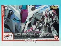 FROM JAPANRG 1/144 Mobile Suit Zeta Gundam MSZ-006-3 Z Gundam Unit 3 Ver. G