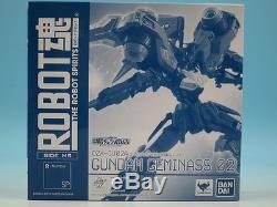 FROM JAPANRobot Spirits Mobile Suit Gundam Wing Dual Story G-UNIT Gundam G