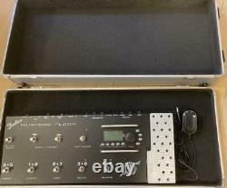 Fender Mustang Floor 240V Multi-Effects Unit With Case Used From Japan S