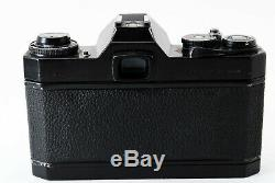 For Parts 2 Units of Pentax ESII Black SLR 35mm Film Body from JAPAN A0691
