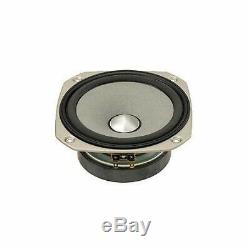 Fostex 16Cm Cone Type Full-Range Speaker Unit Bass Reflex Ff165Wk From Japan New