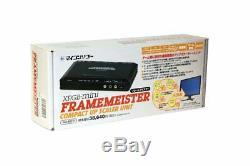 Framemeister N XRGB-Mini Upscaler Unit DP3913547 From Japan F/S NEW