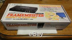 Framemeister XRGB-Mini N DP3913547 Compact Upscaler unit from Japan NEW