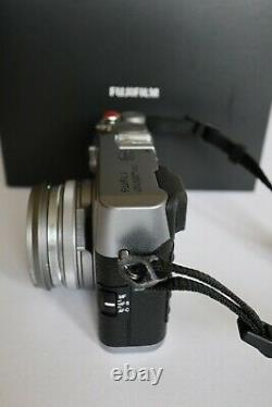 Fujifilm X100 Digital 12.3MP Silver (Exc+++ owned from new, minimal usage)