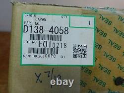 Genuine Ricoh WEB CLEANING UNIT ASS'Y D138-4058 D1384058 From TCRU/ORU SealedBox