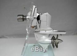 HIROBO ODU RC Boat Out Drive Unit Scale 1/6 From Japan F/S JAPAN