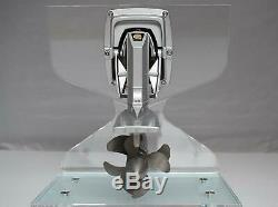 HIROBO ODU RC Boat Out Drive Unit Scale 1/6 import from Japan EMS F/S JAPAN