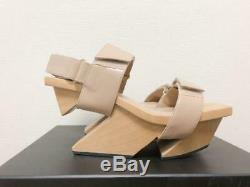 ISSEY MIYAKE × UNITED NUDE Collaboration Sandals Very Rare Unused From Japan