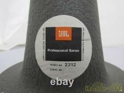 JBL 2312 pair Horn unit from japan