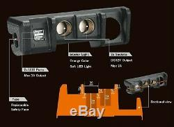 Jimny USB Socket Adapter Charger Power Unit (84W) JB64 JB74 2018-ON from JAPAN