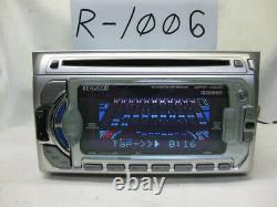 KENWOOD DPX-4021 CD / Cassette Player Receiver Head Unit Stereo Audio From Japan