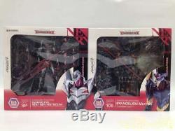 Kaiyodo Revoltech Yamaguchi Evangelion Unit 4 & Mark. 06 set from japan