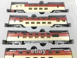 Kato 10-387 285 Series 3000 Units Sunrise Express From Japan