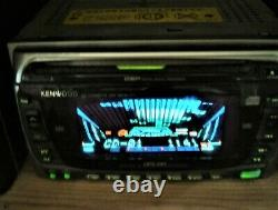 Kenwood DPX-440 CD / Cassette Player Receiver Head Unit Stereo Audio From Japan