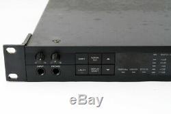 Korg A3 Performance Signal Processor multi-effect rack unit from Japan #11276YX