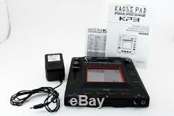 Korg Kaoss Pad KP3 DJ Digital Effects Unit/Sampler from japan Very good