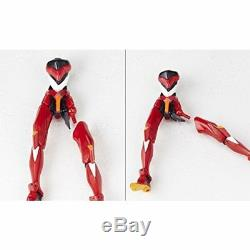 Legacy of Revoltech LR-032 Evangelion EVA Unit 02 Figure KAIYODO NEW from Japan