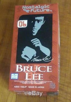 MEDICOM TOY tin toy Bruce Lee Limited to 2000 units head softshell From JAPAN