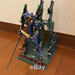 METAL BUILD Evangelion Unit 01 Figure From JAPAN e4