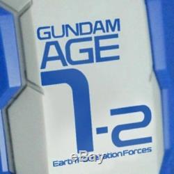 MG 1/100 Gundam AGE-1 Unit 2 Gunpla Plastic Model Premium Bandai From Japan