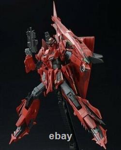 MG 1/100 MSZ-006P2 / 3C Z Gundam Unit 3 P2 type Red Zeta From Japan