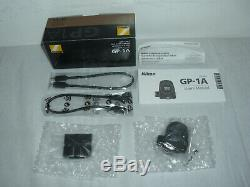 MINT CONDITION Nikon GP-1A GPS UNIT from Japan for DSLR Cameras