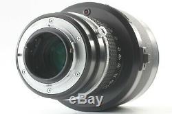 MINT Nikon Medical Nikkor 120mm F/4 Lens with AC UNIT LA-2 SET From JAPAN #523