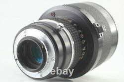 MINT Nikon Medical Nikkor 120mm f/4 IF Lens + LA-2 LD-2 AC&DC Unit From Japan