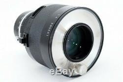 MINT Nikon Medical Nikkor 120mm f/4 Lens AC UNIT LA-2 from JAPAN