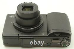 MINT count 780 RICOH GR Digital III 10.0MP Camera Black From Japan 1224A