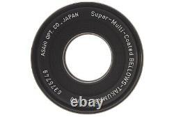 MINT in BOXPENTAX SMC Bellows Takumar 100mm f/4 & BELLOWS UNIT M42 From Japan