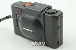 MINT in Case Olympus XA Film Camera with Strap with A11 Flash Unit from JAPAN 208