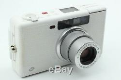 MINT with Case Fujifilm Natura Classica White Limited 3000 units from JAPAN #222