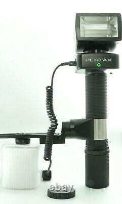 MINT withBOX Pentax AF400T AUTOMATIC Flash Unit for PENTAX 6x7 67II from JAPAN DHL