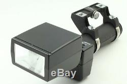 MINTPENTAX AF400T FLASH UNIT with CORD, BRACKET For 6x7 67 67II From JAPAN #266