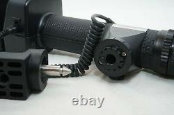 MINTPentax AF400T Flash Unit with Cord Bracket For 6x7 67 II From JAPAN