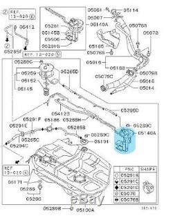 MITSUBISHI LANCER EVO 5 EVO 6 FROM CP9A Fuel Tankh Gauger Unit Genuine parts
