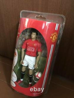 Manchester United Real Madrid Ronaldo 7 AIG Figure Shipped from Japan