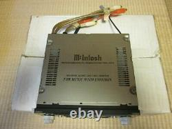 McIntosh MX406S CD Player Receiver Head Unit Car Audio Stereo From Japan