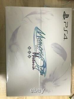 Memories Off Historia Limited Edition Sony Playstation 4 PS4 From Japan NEW