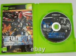 Metal Wolf Chaos Japan for NTSC-J XBOX Used From Japan F/S