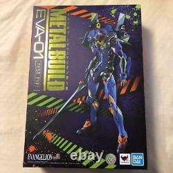 Metal build Evangelion Unit 01 EVA-01 Mint From Japan
