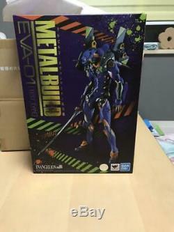 Metal build Evangelion Unit 01 Figure From JAPAN e3
