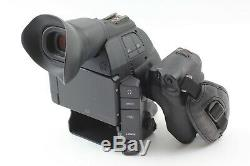 N MINT 1016h Canon EOS C100 Mark II Camcorder Hundle unit MIC from JAPAN #H33