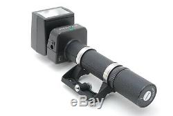 N. MINT PENTAX AF400T FLASH UNIT with 67 GRIP BRACKET For 6x7 67 67II From JAPAN